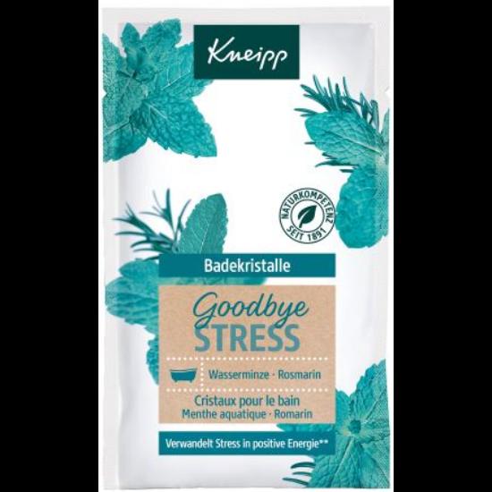Kneipp Fürdőkristály - Goodbye Stress 60g
