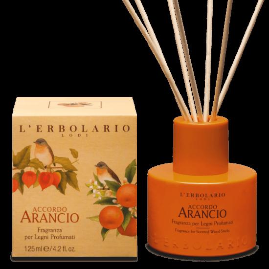 L'Erbolario Accordo Arancio illóolaj pálcikákkal 125ml