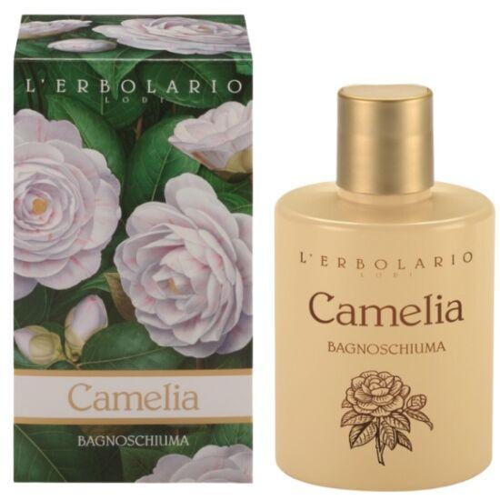 L'Erbolario Camelia illatú tusolózselé 250ml