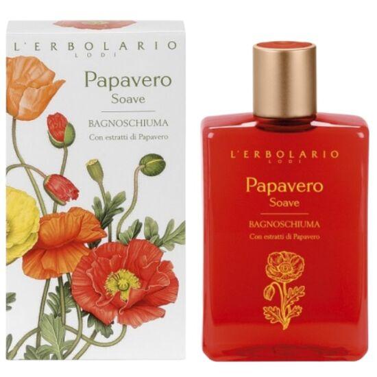 L'Erbolario Pipacs illatú bőrtápláló tusfürdő 250ml