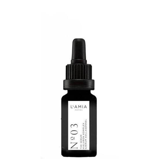 L'Amia Natura The Serum Hialuron komplex szérum kollagénnel 15ml