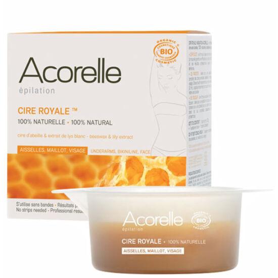 Acorelle Bio gyanta - Royale - csíkok nélküli használat 100g