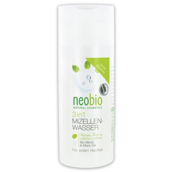 Neobio 3 az 1-ben Micellás arctisztító víz 150ml