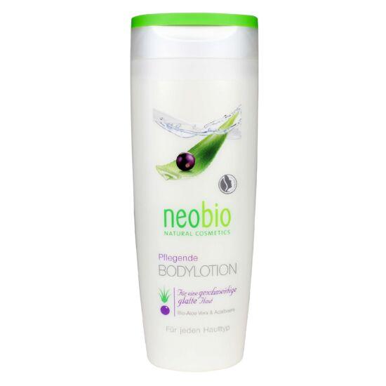 Neobio Testápoló - Aloe & Acai 250ml
