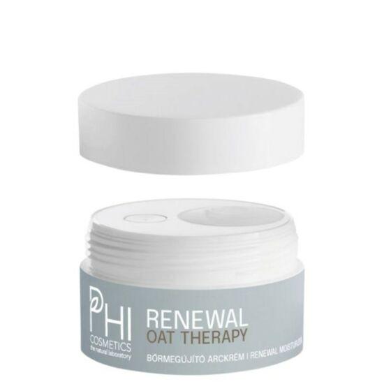 PHI Renewal Oat Therapy Regeneráló arckrém száraz, érzékeny bőrre 30ml