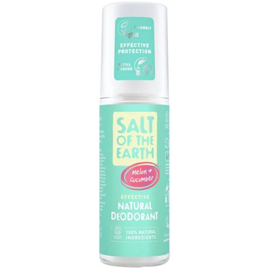 Salt of the Earth Dezodor spray - Dinnye és uborka 100ml