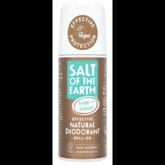Salt of the Earth Golyós dezodor - Gyömbér és jázmin 75ml