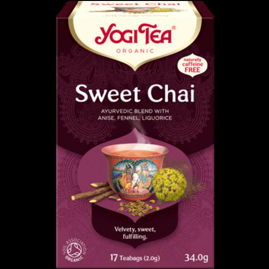 Yogi Tea Édes chai, 17 filter x 2g (34g)
