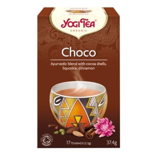Yogi Tea Csokoládés, 17 filter x 2.g (34g)