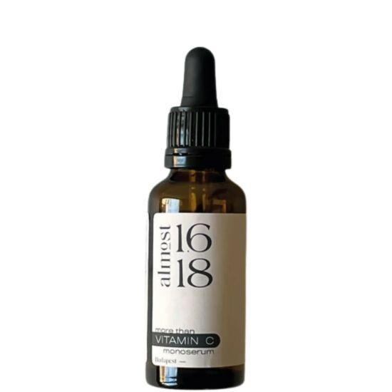 almost 1.618 Vitamin C 15% arcszérum 30ml