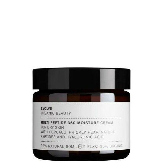 Evolve Organic Beauty Bőrfiatalító Multi-peptides arckrém érett bőrre 60ml