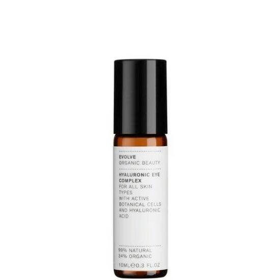 Evolve Organic Beauty Hyaluronsavas szemkörnyékápoló 10ml