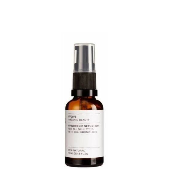 Evolve Organic Beauty Hialuronsavas szérum 10ml