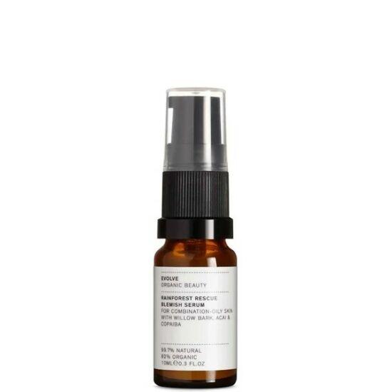 Evolve Organic Beauty Esőerdő szérum problémás bőrre 10ml