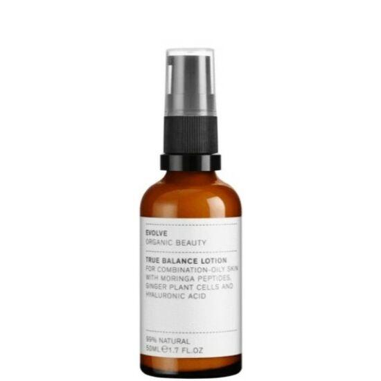 Evolve Organic Beauty True Balance arckrém kombinált/olajos bőrre 50ml