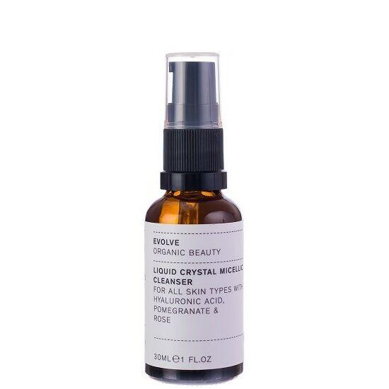 Evolve Organic Beauty Folyadékkristályos 2az1-ben micellás arclemosó 30ml